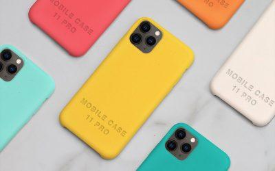 Mock-Up Casing iPhone 11 dan iPhone 11 Pro