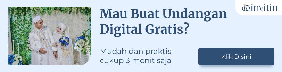 Undangan Digital Gratis